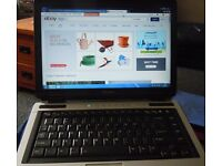 Toshiba M100 laptop 160 gig hard drive windows 7 ultimate activated