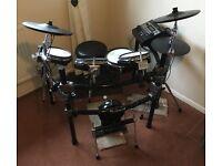 Roland TD12K Drum Kit + Accessories