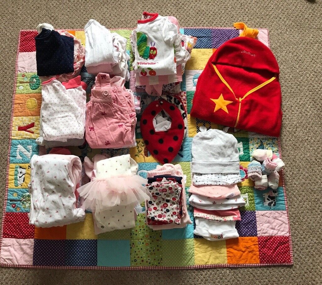 Girls 0-3 months bundle **Reduces Price***