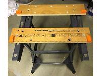 Black & Decker Workmate WM550