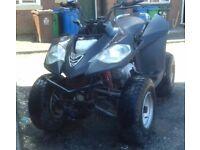 Quad 250cc with reverse/ car / quad crosser