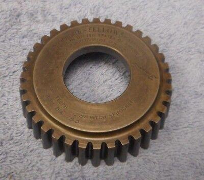 Gear Shaper Cutter  Fellows 14 Circular Pitch Roller Chain Sprocket