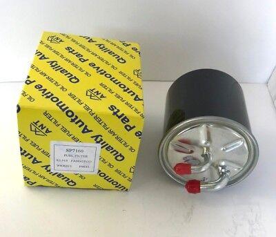 Fuel Filter SP7160 x-ref: P9635, WF8309, WK8201, KL313, CS499, EFF124, FSM4202