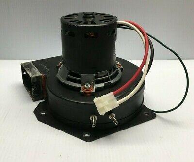 Fasco Furnace Draft Inducer Blower Motor 7021-9030 Used Free Shipping M313