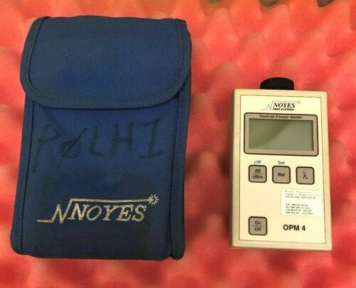 Noyes OPM 4 Optical Power Meter