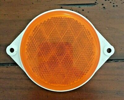 Grote 82553 3 Steel Lens Two-Hole Mounting Reflector