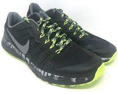 buy popular 0ff85 39d44 Nike Dual Fusion TR 2 SIZE 10 Black  Anthracite-Volt