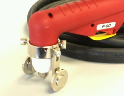 Replacement Plasma Cutter Pilot Arc Torch Simadre 2-pin W Wheel 80sp