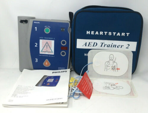 Philips AED Trainer 2 Heartstart M3752A