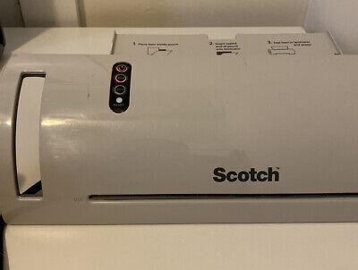Scotch Thermal Laminator Tl902vp - Fast Free Shipping