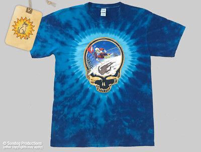 Grateful Dead Fire On the Mountain S, M, L, XL, 2XL, 3XL Tie Dye T-Shirt