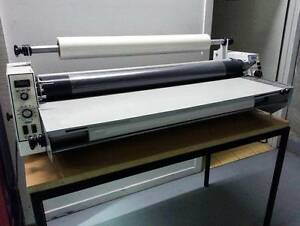 GBC 1000 HOT ROLL LAMINATOR LARGE WIDE FORMAT PRINTING Benowa Gold Coast City Preview