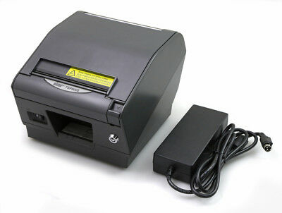 Tsp847iie3 Star Tsp800ii Receipt Printer W Power Supply New
