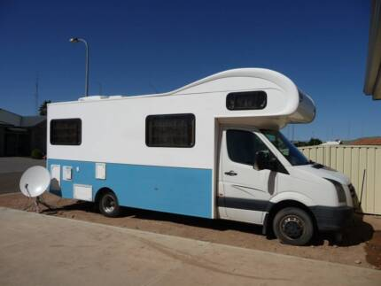 2008 MotorHome Wallaroo Copper Coast Preview