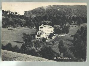 Vecchia cartolina la montnina piani resinelli casa for Piani casa montagna colorado