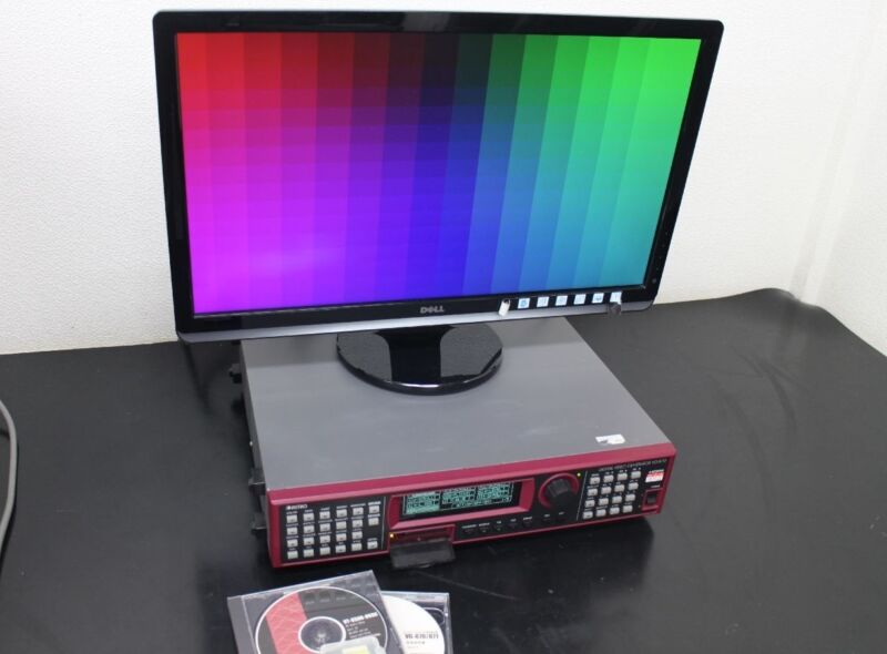 Astro Design Vg870 Programmable Video Signal Generator
