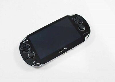 Vita System With Wifi   Black Pch 1001  Discounted