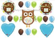 Baby Boy Shower Party Supplies