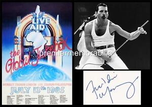 QUEEN-AT-WEMBLEY-LIVE-AID-1985-FREDDIE-MERCURY-SIGNED-PRINTED-EXCLUSIVE-PRINT