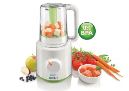 Philips Avent Baby Combined Steamer and Blender for SALE!