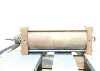 Lynair Sa-8b44-16 8x16in Double Acting Pneumatic Cylinder