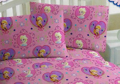 Disney Frozen Twin Sheet Set Super Soft