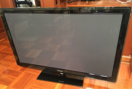 "Samsung Series 5 FULL HD 50"" Inch Plasma TV Display"