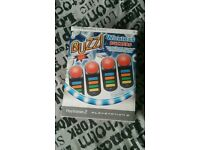 Brand New Official Playstation WIRELESS Buzz Buzzers Controllers + USB Dongle BOXED