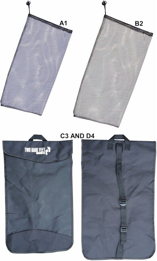 Netztasche für Schnorchel und Maske Schnorcheln