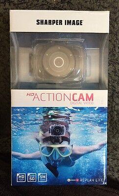 Видеокамеры SHARPER IMAGE HD ACTION CAMERA