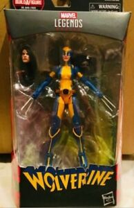 Marvel Legends Wolverine X-23