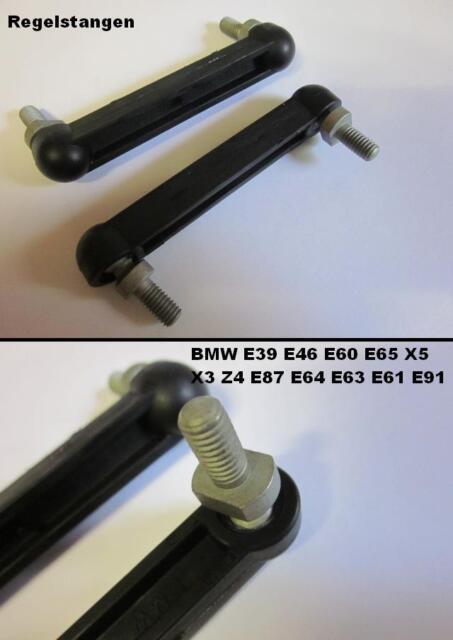 BMW E90 Regelstange für Sensor Leuchtweitenregulierung  Luftfahrwerk 6752797 1x