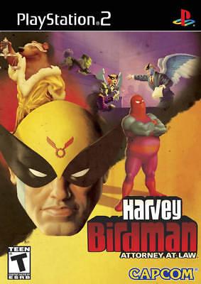 Harvey Birdman PS2 New Playstation 2