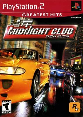 Midnight Club Street Racing Ps2 New Playstation 2