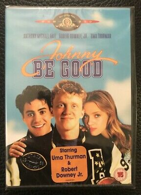 JOHNNY BE GOOD - MOVIE CLASSIC DVD - LIKE NEW AND SEALED - IDEAL XMAS PRESENT ()
