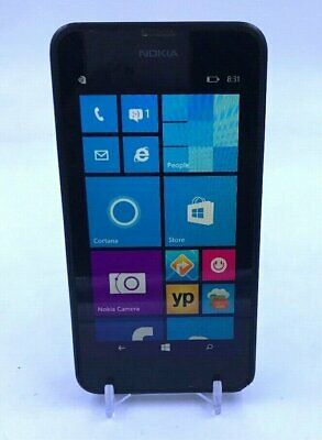 Nokia Lumia 635 - 8GB - Black (AT&T) Used & Working - Clean ESN!
