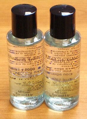 Elizabeth Arden All Gone Eye and Lip Make Up Remover 3.4 oz ( 2 x 1.7 oz)