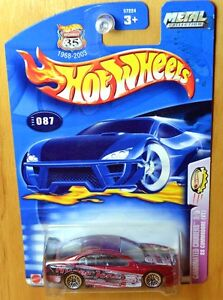 Hot Wheels Holden Commodore SS VT [Burgundy] - New/Sealed/Rare