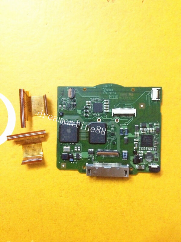 free shipping iPod Classic 7th Gen Main Logic Board Motherboard 820-2437-A 160GB