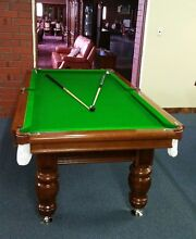 Pool table  Deluxe Clubsport Model 7ft Italian Slate Dry Creek Salisbury Area Preview