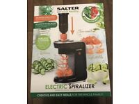 Unused salter Spiralizer
