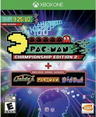 Pac-Man Championship Edition 2 + Arcade Game Series Xbox One [Brand New] *SALE*