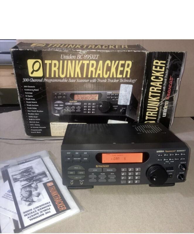 Uniden Bearcat BC895XLT Scanner