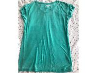 C green t shirt 8