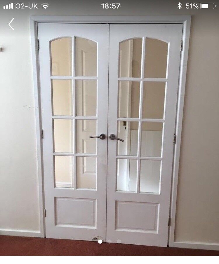 Glazed doors- free of charge - collect only