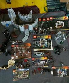 Lego - lords of the ring collection - 9474 helms deep