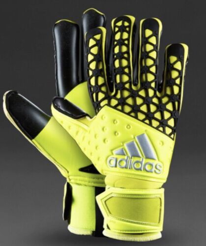 Adidas Ace Zones Pro Soccer Goal Keeper Glove Size 8 S90125 - $24.20