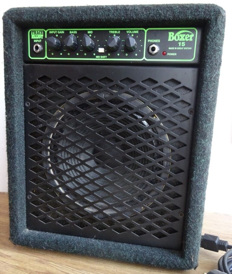 trace elliot boxer 15 15w bass guitar practice amp te ashdown rig amplifier in hartlepool. Black Bedroom Furniture Sets. Home Design Ideas