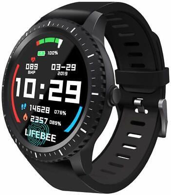 Smartwatch, LIFEBEE Reloj Inteligente Hombre Mujer, Pulsera Actividad Inteligent