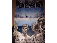 THE WALKING DEAD VOLUME 2-5 VERY GOOD CONDITION